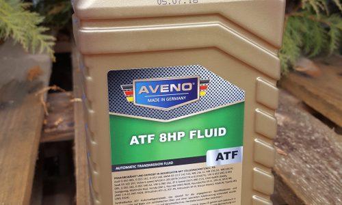 Aveno 8HP Fluid